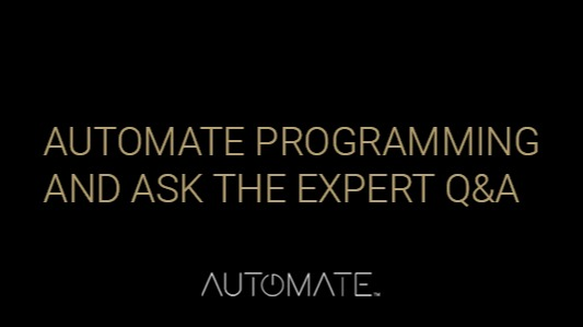 Automate Programming and Ask the Expert Q&A